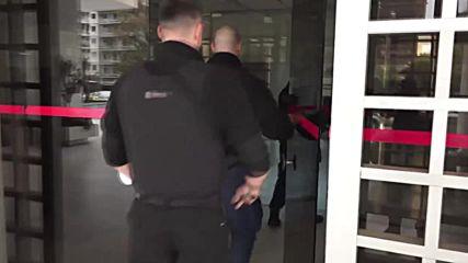 Greece: Cybercrime suspect Vinnik arrives at court for France extradition verdict
