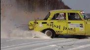 Това е съветска машина, а не щайга с гайки !!! Москвич 2140