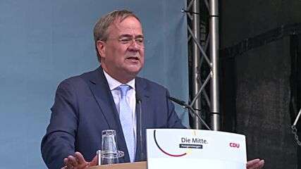 Germany: Laschet warns of 'insecure world' in wake of foiled possible synagogue attack plot
