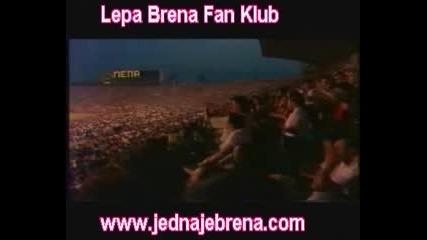 Lepa Brena - Koncert Bugarska - Udri mujo 6 dio