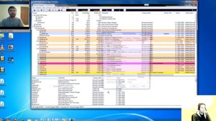 Как да предпазим уеб камерата си от хакери и да разберем дали се ползва с Process Explorer