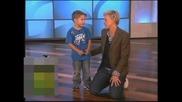 Ellen - 6 years old Tanner Edwards Dances