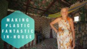 The bottle house: They said she was crazy