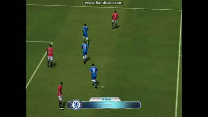 Fifa 2014 Manchester United vs Chelsea part 1