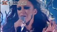 Най - Доброто изпълнение на The X Factor - Cher Lloyd - Stay