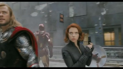 The Avengers *2012* Feature Trailer