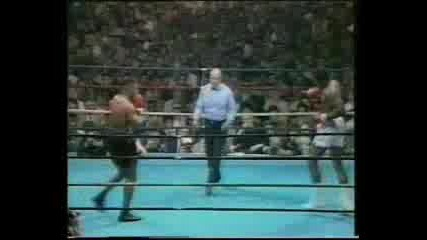 Mike Tyson vs. James Tillis 1986.05.03
