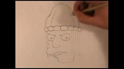Рисуване на Джимбо