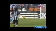 03.11 Нюкасъл - Астън Вила 2:0 Обафеми Мартинс гол