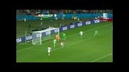 Мондиал 2014 - Германия 2:1 Алжир - Бундестимът се измъчи, но пречупи храбрите алжирци!