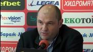 Tодоров: Искам да съм изпълнителен директор на отбор като Лудогорец