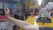 USA: Hundreds rally against police shootings in NY