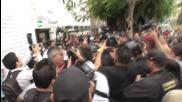 Peru: Frontrunner Keiko Fujimori casts ballot in presidential race in Lima