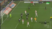 Вратар вкара от воле в 94-ата минута