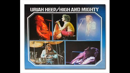 Uriah Heep - The Name of the Game