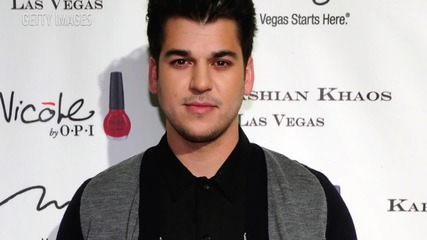 Rob Kardashian Shared First Instagram Photo of Himself in Months