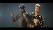 Will. I. Am. ft. Miley Cyrus, Wiz Khalifa, French Montana - Feeling' Myself