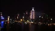 Нова година 2011 Hong Kong фойерверки