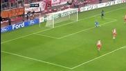Шампионска Лига Олипиакос - Арсенал 9.12.09
