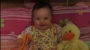 Честит първи рожден ден, Ивана-зара!