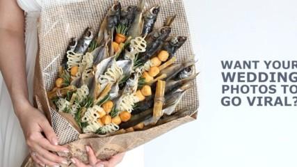 Отблизо с Инстаграм артистите зад Seafood Bouquet