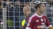 Гранде Юве се завърна и нокаутира Милан ! *02.10.2011г.*