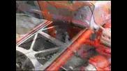 [ Невижданн] Мотор направен от резачки (много луд)
