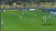 Днипро 1 - 0 Аякс ( 12/03/2015 ) ( лига европа )