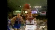 Топ 10 Баскетбол Забивки