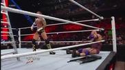 The Shield attacks Ryback