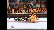 Test w/ Stacy Keibler vs. Justin Credible - Wwe Heat 08.12.2002