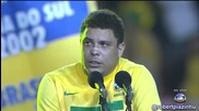 Феномена се сбогува с феновете на Бразилия! Луиш Назарио де Лима – Роналдо
