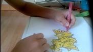 Fire Crew - * Axe * Draw Speed Art [ by:vgk]