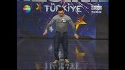 Turciq Tirsi Talant - Yordan Iliev (yetenek sizsiniz turkiye) 14.1.2012 (tural Nafazov)