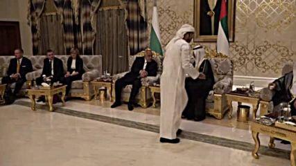 Борисов се срещна с престолонаследника на Абу Даби
