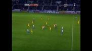 Барселона без проблеми срещу Алавес в първия мач помежду им от турнира за Купата на Краля
