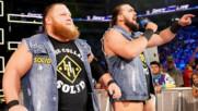 Heavy Machinery vs. local competitors: SmackDown LIVE, June 11, 2019