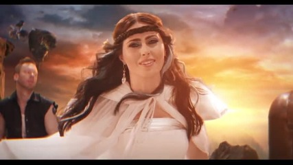 Within Temptation ft. Xzibit - And We Run ( Official Video ) + Превод!