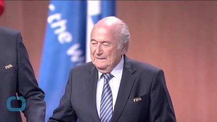 FIFA President Sepp Blatter Victim of Conspiracy?