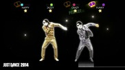 Daft Punk ft. Pharrell Williams - Get Lucky Just Dance 2014 Gameplay