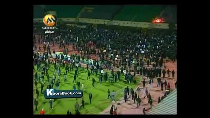 Ужас в Египет!