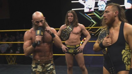 Ciampa, Dream & BroserWeights wish NXT a happy 10th anniversary