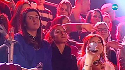 Ева - Ave Maria - X Factor - Коледен концерт (24.12.2017)