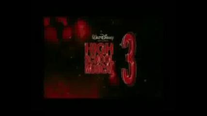 High School Musical 3 Official Trailer {HQ)
