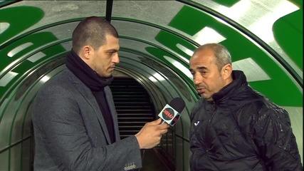 Димитър Васев: Чак пък най-силният ни мач...