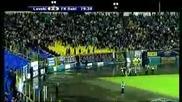 Левски 2 : 0 Фк Баку (високо Качество)