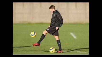 Beckham Vs D.villa Vs  Ronaldo Vs Gerrard