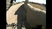 В засада [helmet cam]