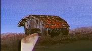 S05 Радостта на живописта с Bob Ross E10 - вятърна мелница ღобучение в рисуване, живописღ