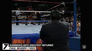 SummerSlam's greatest returns: WWE Top 10, Aug. 12, 2020